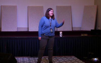 LEAD 2017 Talks: Courtney McHill