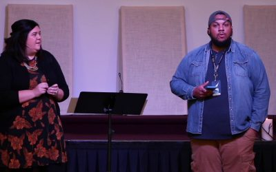 LEAD 2017 Talks: Brandon Wrencher and Andrea Curry