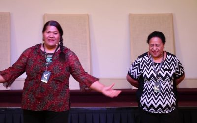 LEAD 2017 Talks: Kaolaine Lavalu Afu and 'Ofa Haunga