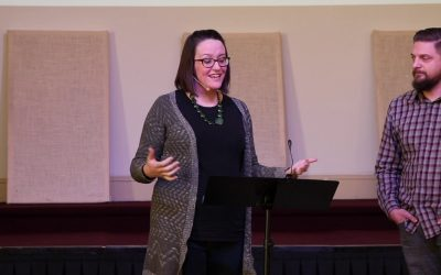 LEAD 2017 Talks: Mark Schol and Meredith Hoxie Schol