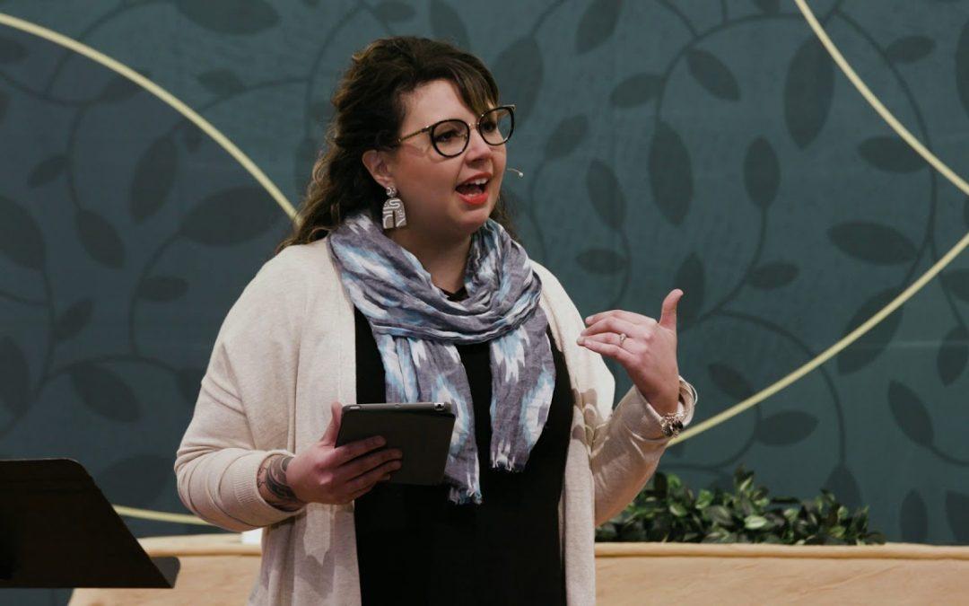 LEAD 2020 Talks: Michelle Matthews